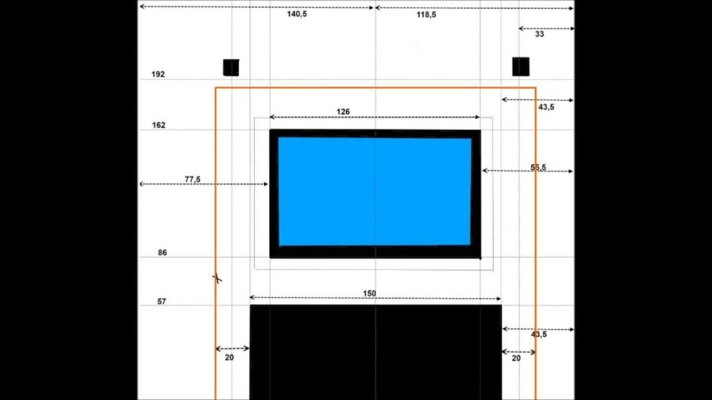 Led Tv Wand Selber Machen  Bauanleitung Zum Selberbauen  12Do von Led Wand Selber Bauen Photo