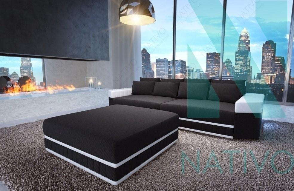 Ledersofa Big Sofa Skyline Bei Der Nativo Möbel Schweiz Filiale Kaufen von Big Sofa Billig Kaufen Bild