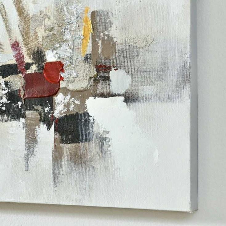 Leinwand Abstrakt Wandbild Art Work Handgemaltes Auf Inkl Keilrahmen von Bilder Leinwand Abstrakt Keilrahmen Bild
