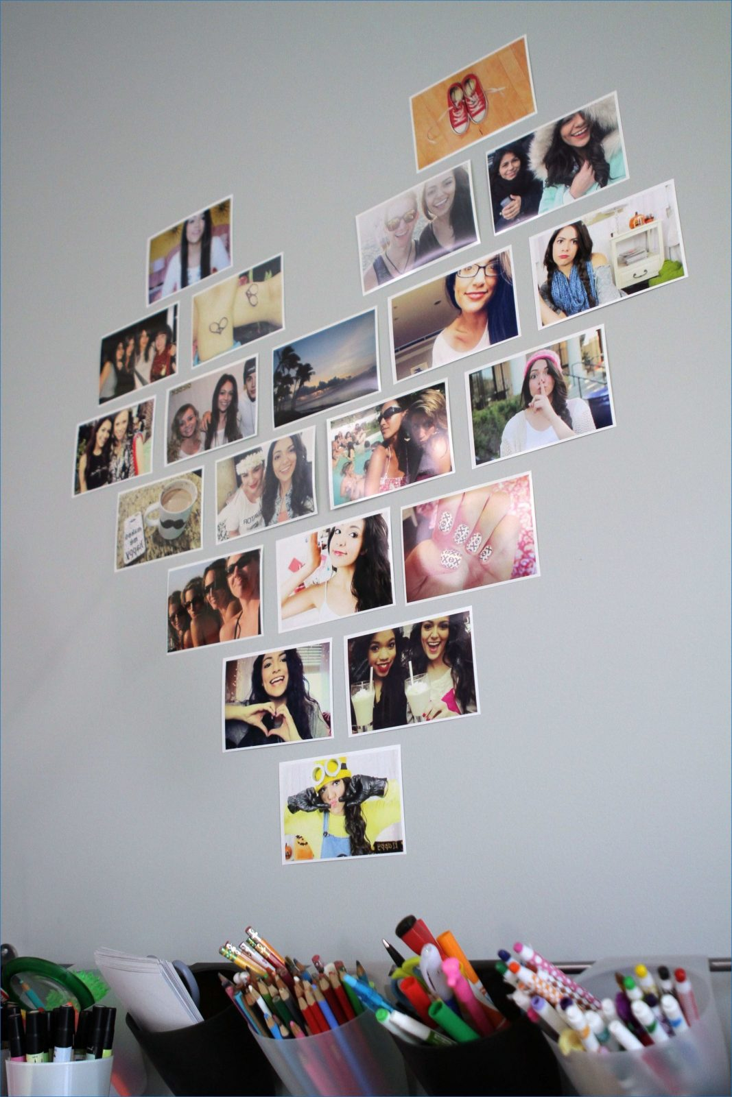 Leinwand Fotocollage Awesome Fotocollage Auf Leinwand Selber von Leinwand Collagen Selbst Gestalten Bild