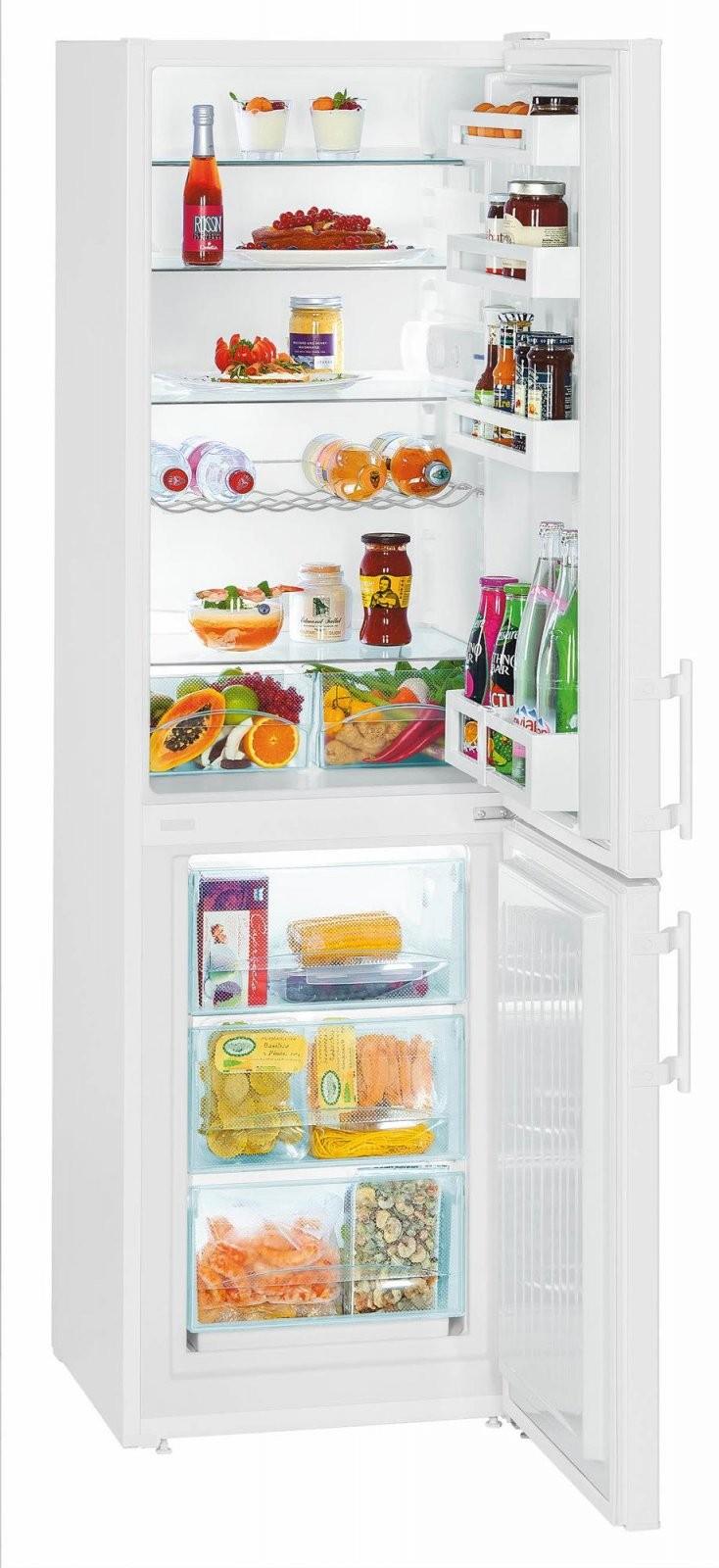 Liebherr Cu 3311 A++ Kühlgefrierkombination 55 Cm Breit von Kühlschrank 55 Cm Breit Bild