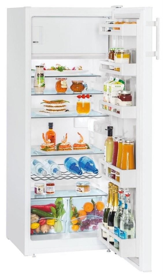 Liebherr K 281420 Comfort A++ Kühlschrank 55 Cm Breit 250L Weiß von Kühlschränke 55 Cm Breit Photo