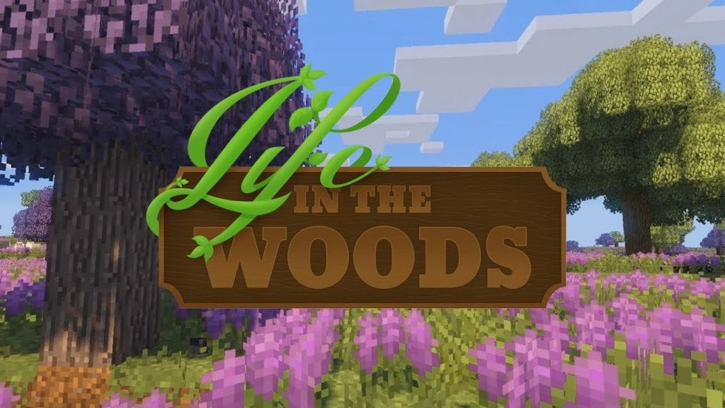 Life In The Woods  Official Trailer  Minecraft Modpack  Youtube von Life In The Woods Minecraft Bild