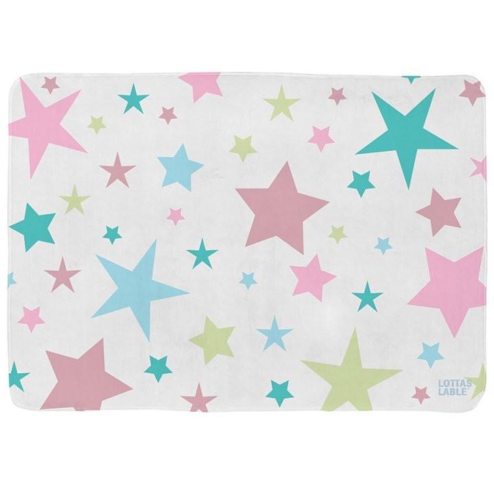 Lottas Lable Spielteppich Softie Partysterne Klein Online Kaufen von Lottas Lable Teppich Sterne Bild