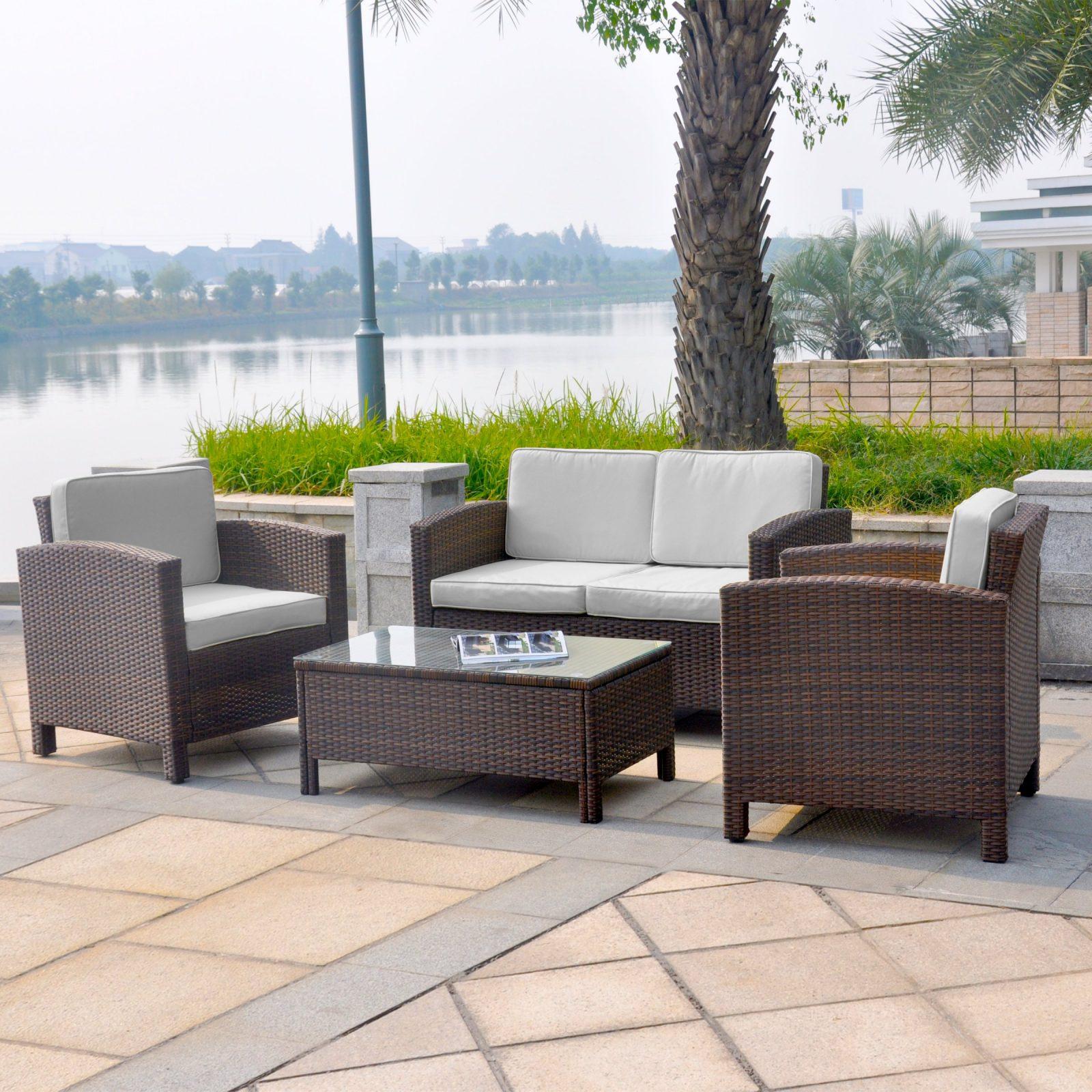 Lounge Gartenmöbel Günstig Online Kaufen Bei Real von Garten Lounge Set Gebraucht Bild