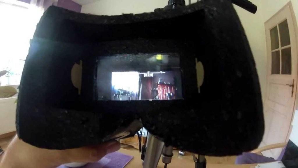 Low Cost Fpv Brille 35€ Part 2  Youtube von Fpv Brille Selber Bauen Bild