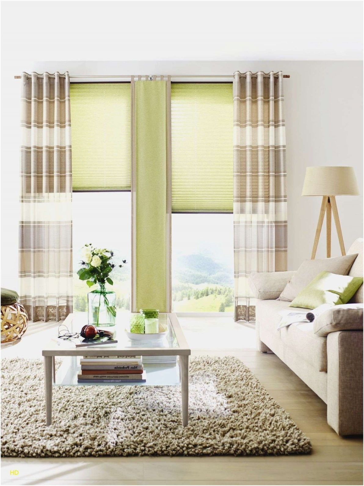 Luxury Große Fenster Dekorieren Ohne Gardinen Designideen Von Große von Fenster Ohne Gardinen Dekorieren Bild