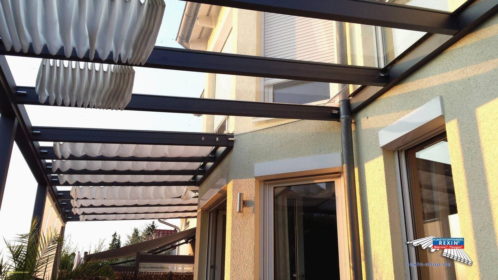 Luxus 45 Zum Balkon Windschutz Ohne Bohren von Sonnensegel Balkon Ohne Bohren Bild