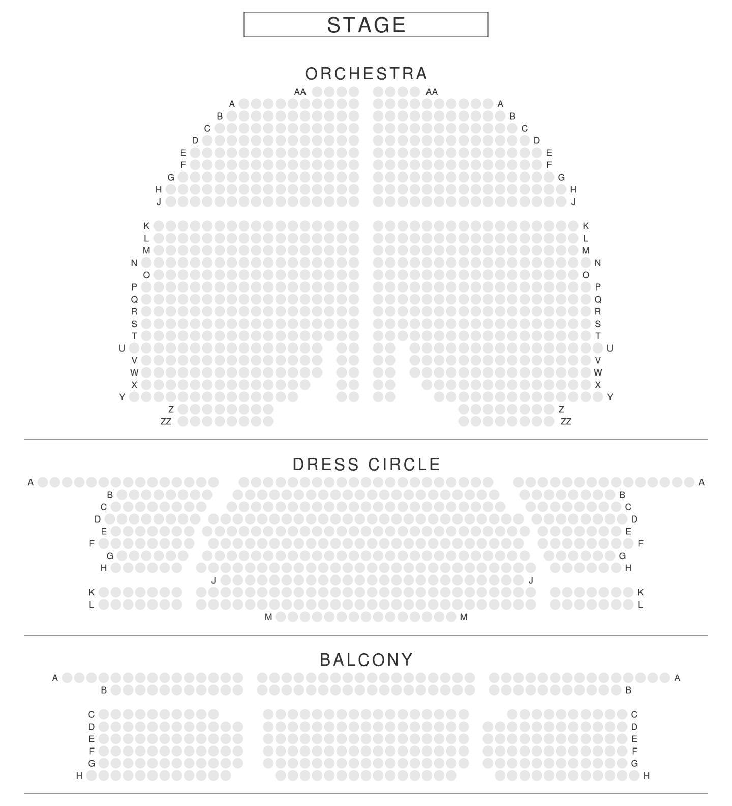 Lyric Theatre Seating Chart  View From Seat  New York  Seatplan von Lyric Opera Seating Chart Bild