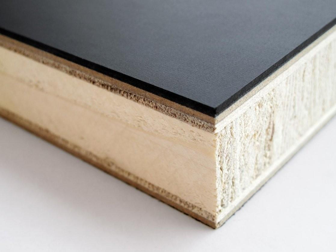 Lz  Sinus Tischbock + Linoleum Tischplatte von Tischplatte Nach Maß Kunststoff Bild