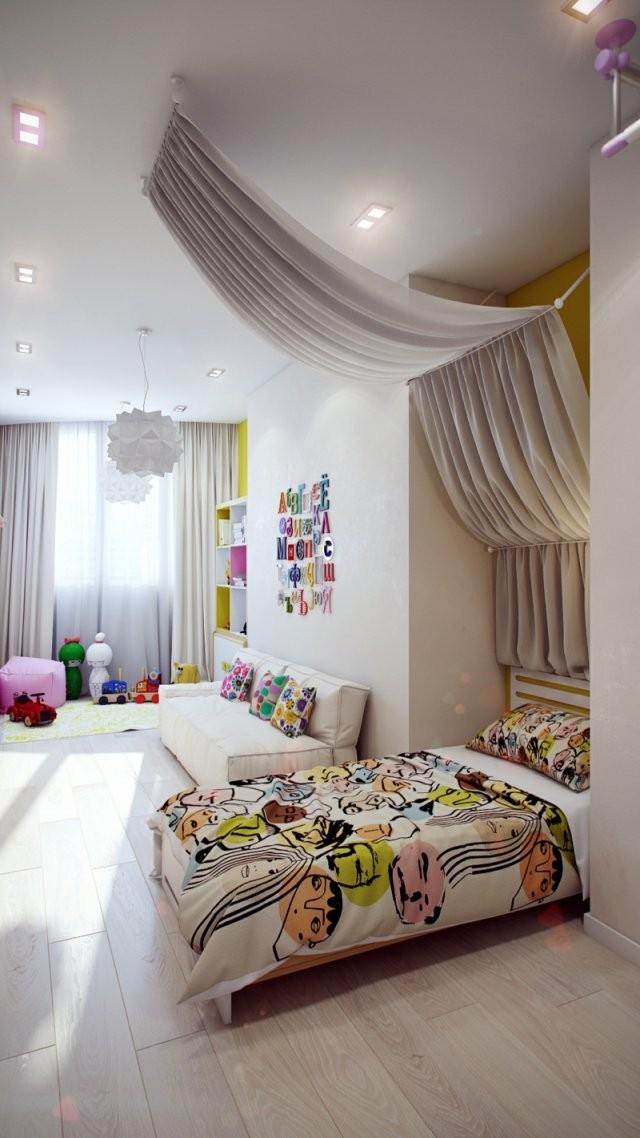 Mädchen Jugendzimmer  24 Ideen Mit Unterschiedlichen Stilen von Ideen Für Jugendzimmer Mädchen Bild