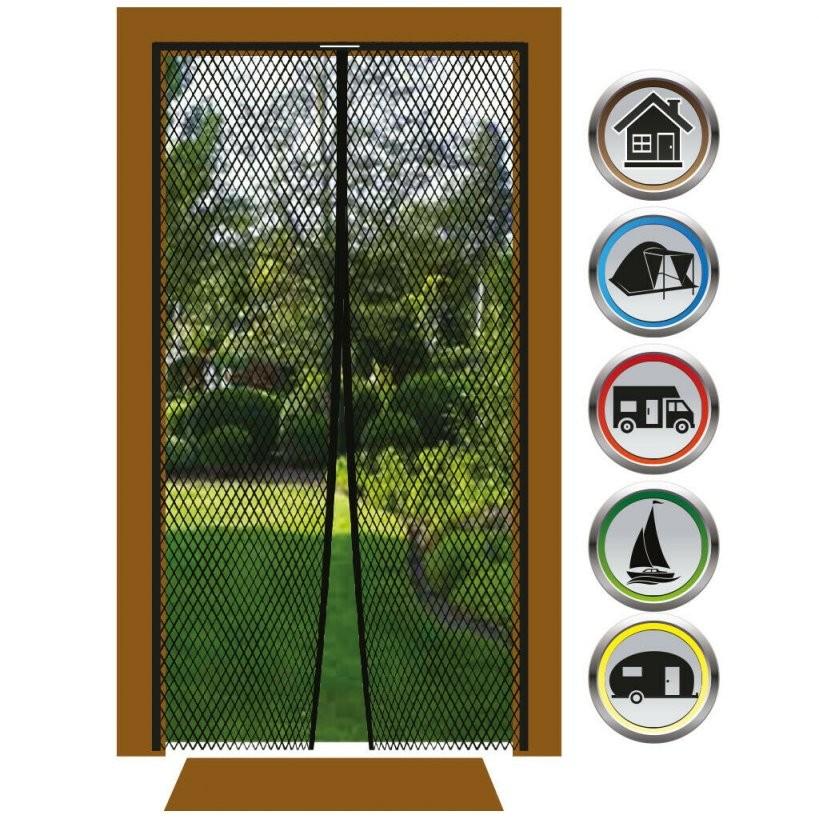 Magnet Fliegengitter Für Türen Insektenschutz Türvorhang Bestlivings von Insektenschutzvorhang Für Türen Mit Magnet Photo