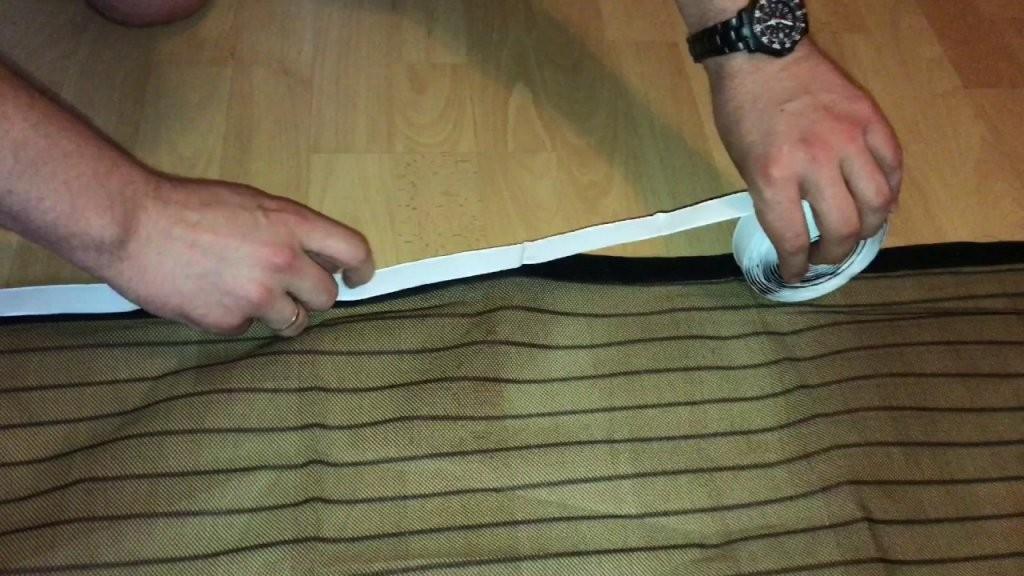 Magnet Fliegengitter Tür Anbringen Magnetisches Mosquito Netz An Tür von Insektenschutzvorhang Für Türen Mit Magnet Photo
