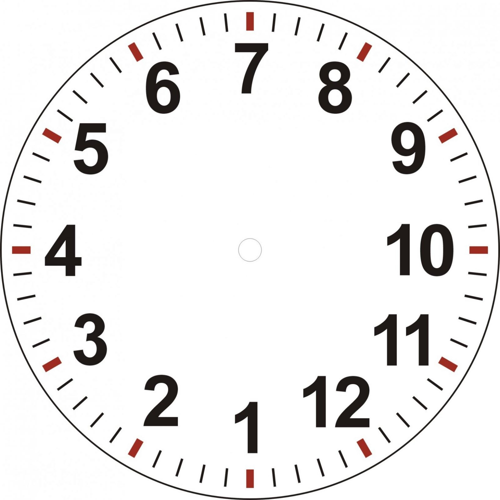 Make Your Own Clock Faces  Educational Innovations  Clip Art Library von Make Your Own Clock Bild