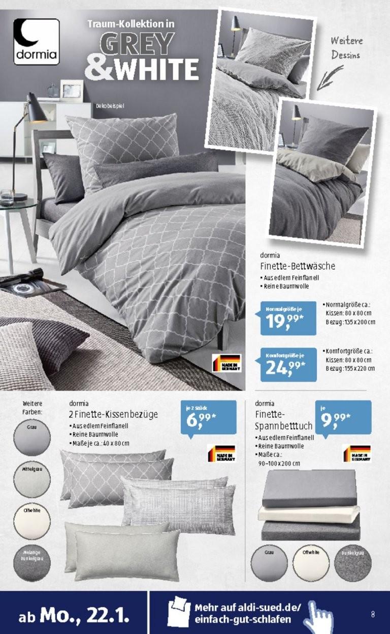 Mako Satin Bettwäsche Aldi Schlafzimmer Komplett Mit Aufbauservice von Aldi Bettwäsche 155X220 Bild