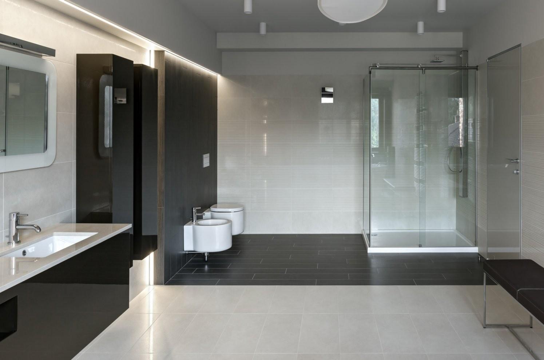Marvellous Design Moderne Bad Fliesen Bodenfliesen Im Badezimmer von Moderne Badezimmer Fliesen Beige Photo