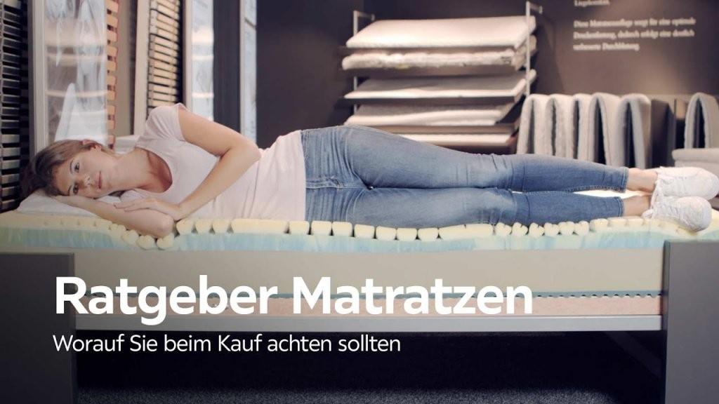 Matratzen Test Welche Matratze Ist Die Richtige Für Mich  Xxxlutz von Matratze Für Seitenschläfer Test Bild