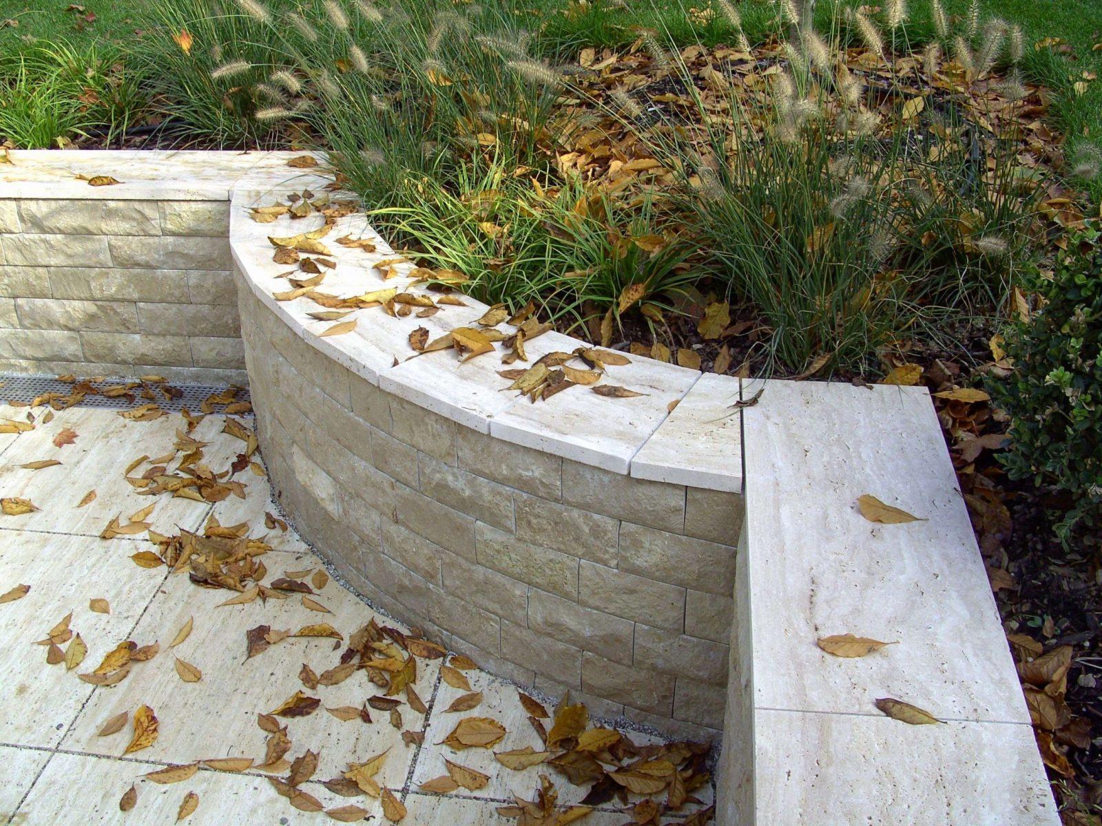 Mauer Garten Selber Bauen Inspirierend Geschmackvoll Und Auch Design von Mauer Wasserfall Selber Bauen Bild