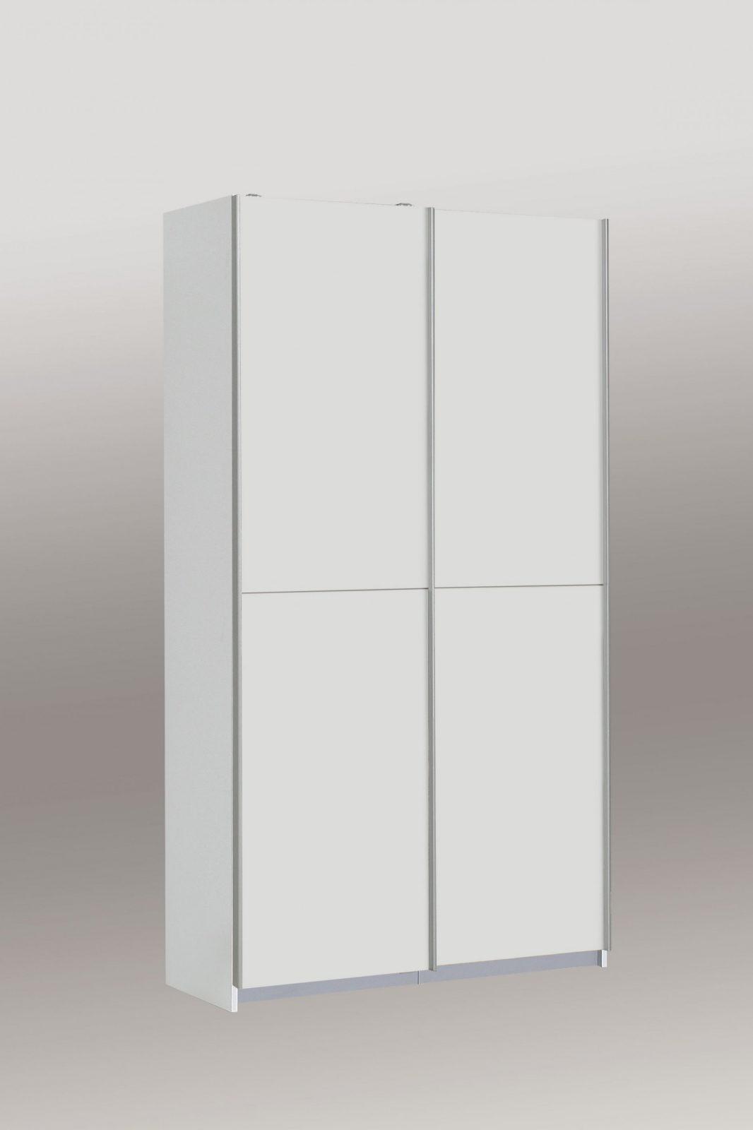 Mehrzweckschrank Weiss Inkl 6 Einlegeböden von Kleiderschrank Weiß 120 Cm Breit Bild