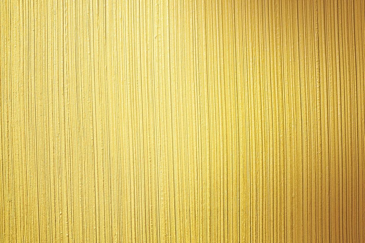 Metallic Wandfarbe Effektfarbe Gold Alpina Farbrezepte Metall von Wandfarbe Gold Farbe Wandgestaltung Bild