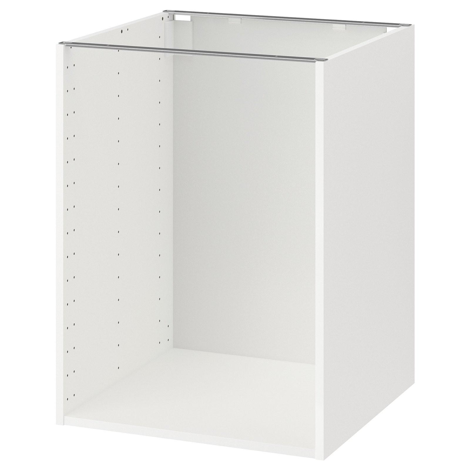 Metod Korpus Unterschrank  Weiß  Ikea von Schrank 60 Cm Breit Ikea Photo