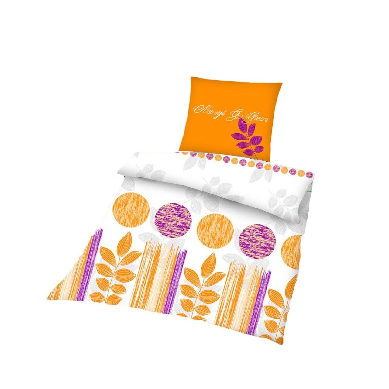 Microfaser Peach Bettwäsche 155X220 Cm 2 Oder 4 Tlg Getreide Weiß von Bettwäsche 155X220 4 Teilig Bild