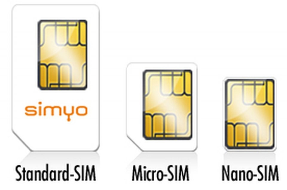 Microsimadapter Selber Basteln  So Geht's  Chip von Nano Sim Auf Micro Sim Adapter Selber Bauen Bild