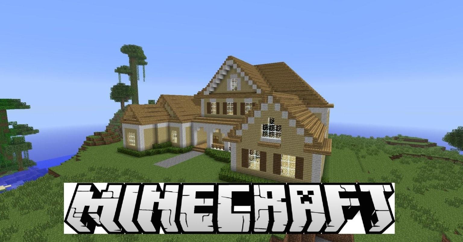 Minecraft Häuser Bauen Leicht Gemacht  So Geht's von Minecraft Häuser Zum Nachbauen Anleitung Photo