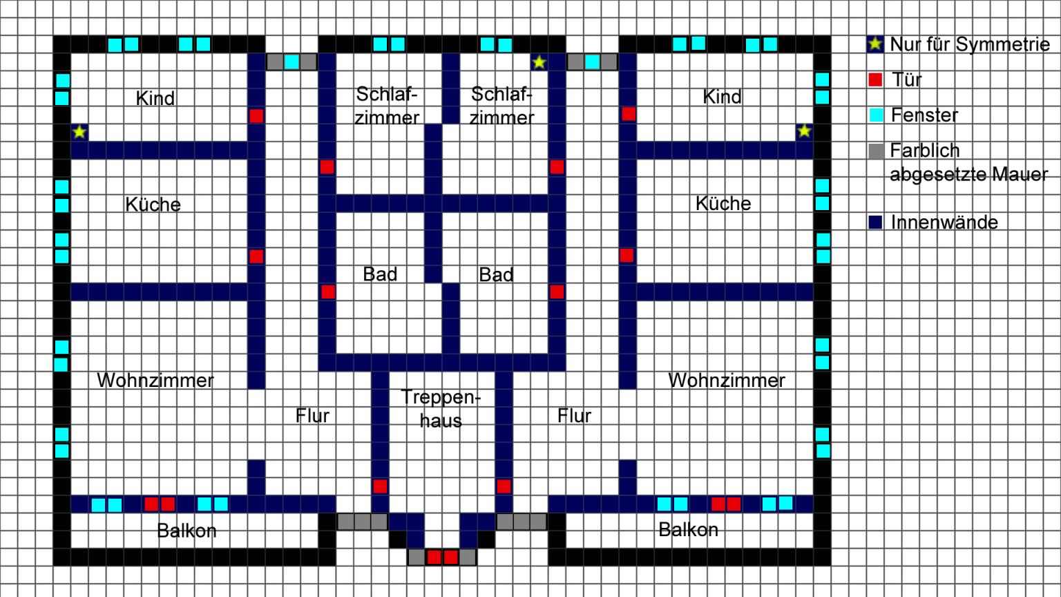 Minecraft Häuser Bauplan  Minecraft  Minecraft Haus Bauplan von Minecraft Baupläne Zum Nachbauen Bild