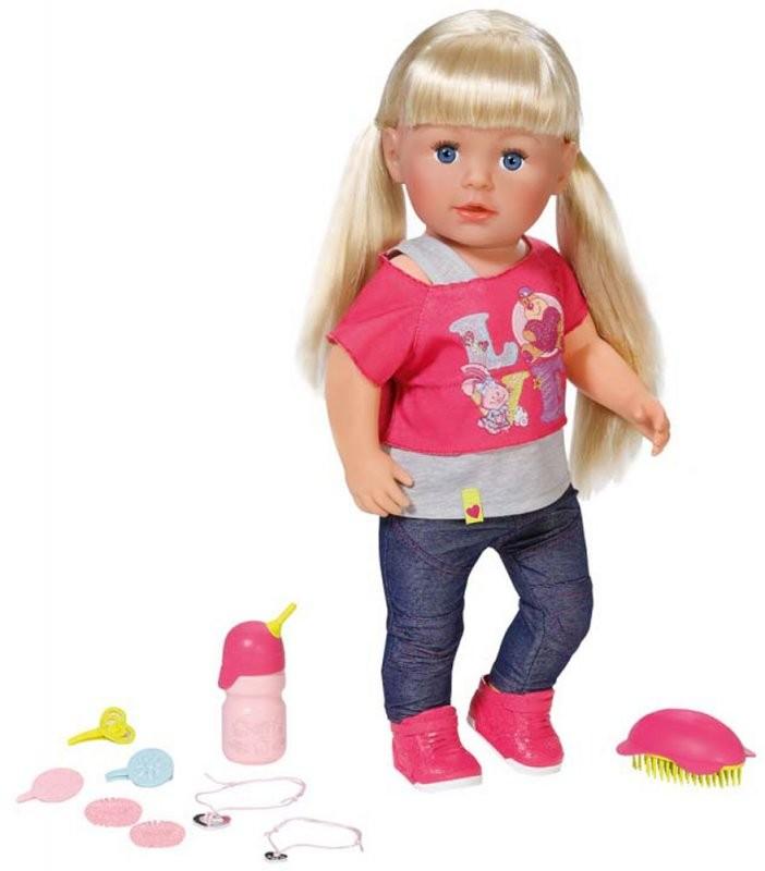 Mini Baby Born Puppe Preisvergleich • Die Besten Angebote Online Kaufen von Baby Born Interactive Waschtisch Photo