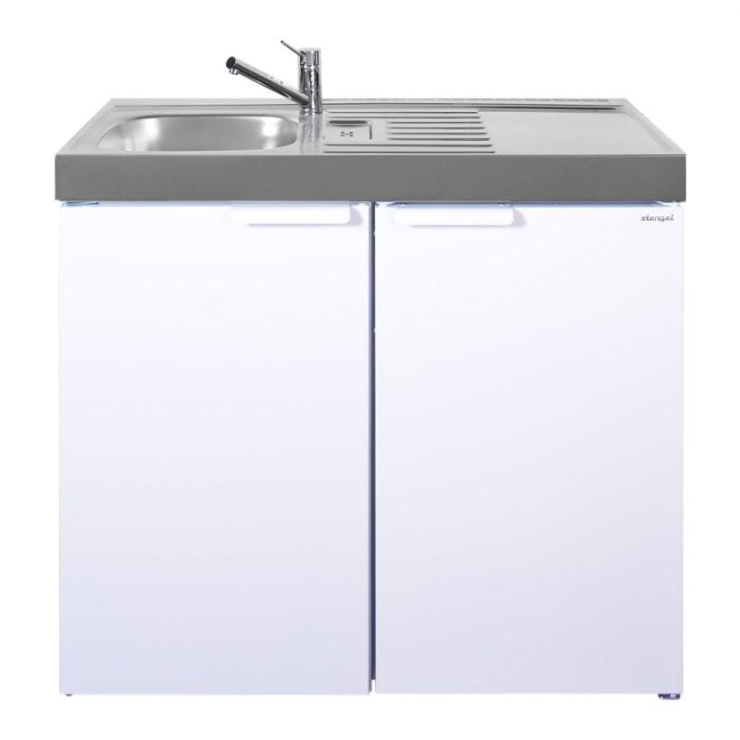Miniküche Ohne Kühlschrank Kitchenline Mk 100 Bei Happy Hartmann von Pantryküche 100 Cm Mit Kühlschrank Photo