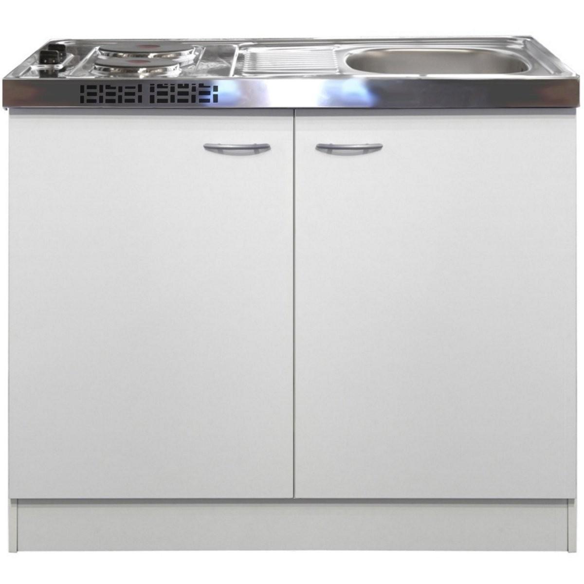 Miniküchen  Pantryküchen Online Kaufen Bei Obi  Obi von Pantryküche 100 Cm Mit Kühlschrank Photo