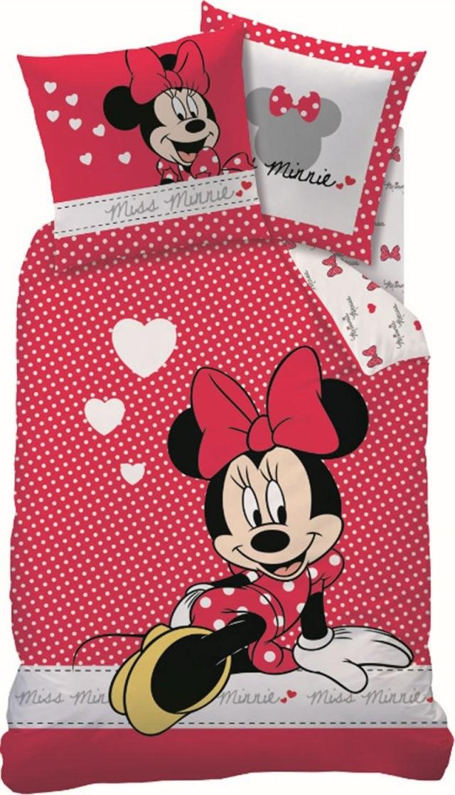 Minnie Bettwäsche  Flowerpowerflorist von Mickey Mouse Bettwäsche 200X200 Bild