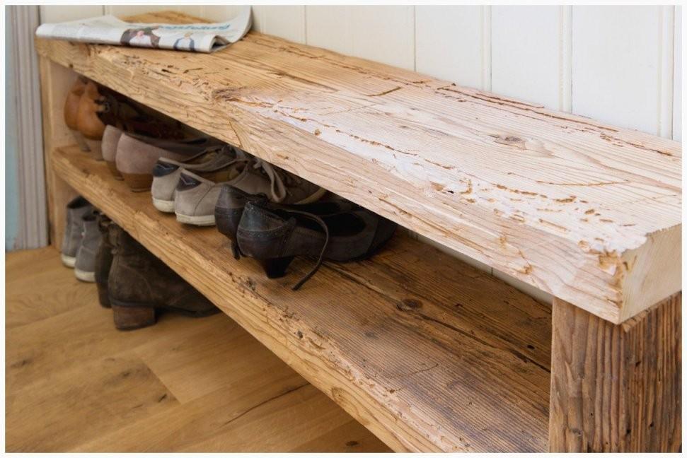 Möbel Aus Altem Holz Selber Bauen Günstige Möbel Aus Altem Bauholz von Holz Garderobe Selber Machen Bild