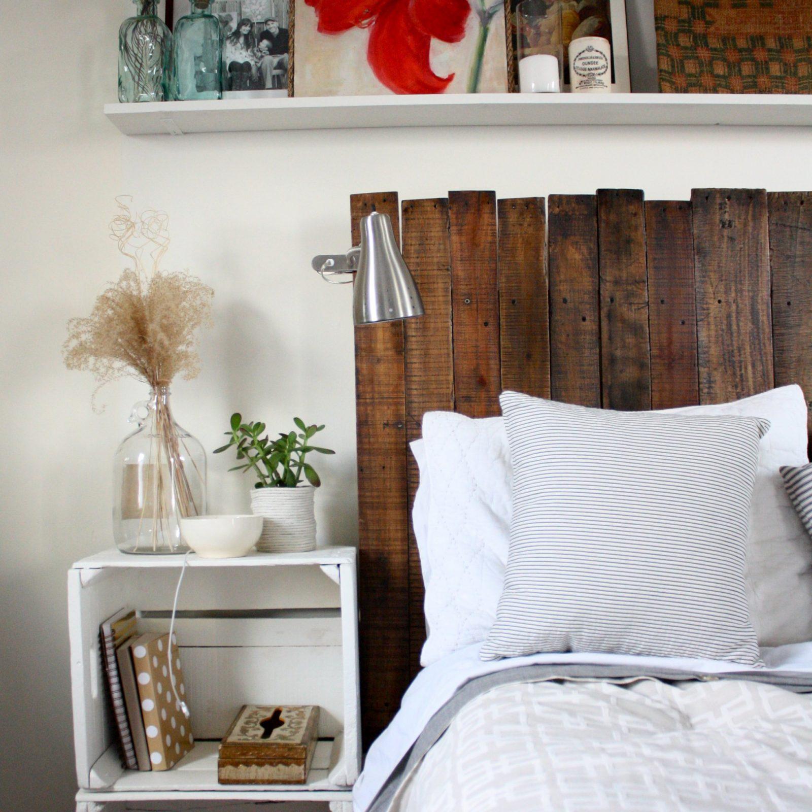 Möbel Aus Holzpaletten  26 Praktische Ideen Zum Selberbauen von Rustikale Möbel Selber Bauen Photo