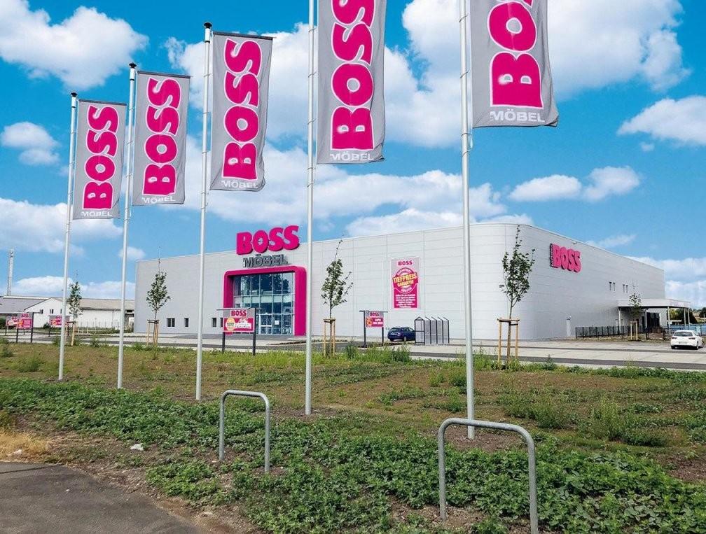 Möbel Boss Eröffnet Im April 2019 In Homberg  Homberg (Efze) von Sb Möbel Boss Kassel Bild