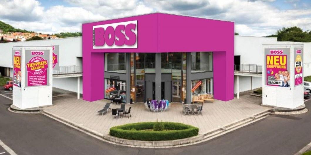 Möbel Boss  Übernimmt Das Haus Von Möbel Dickhaut  Moebelkultur von Sb Möbel Boss Kassel Bild