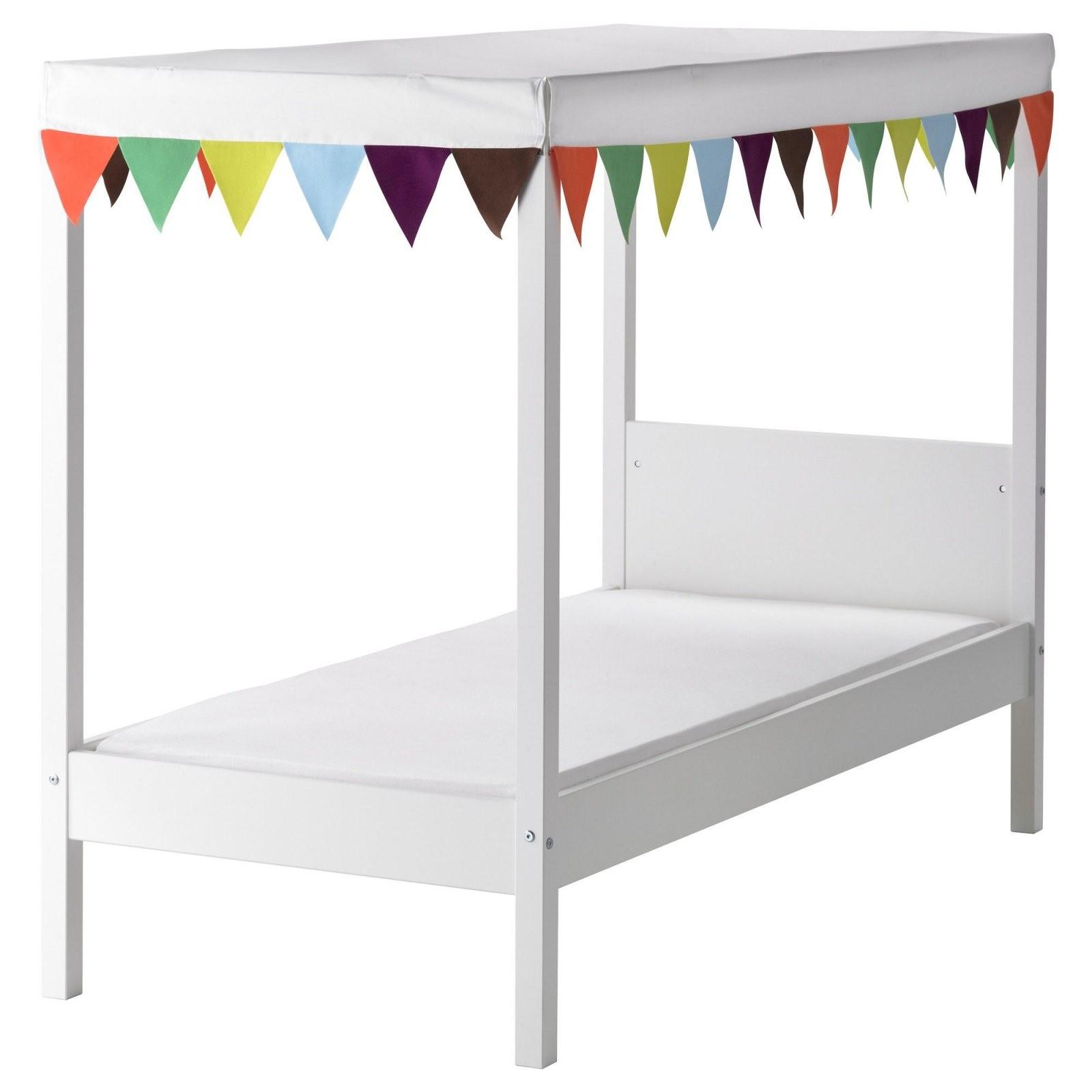 Möbel  Einrichtungsideen Für Dein Zuhause  Geschenkideen Klara von Himmel Für Bett Ikea Bild