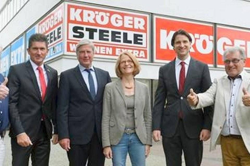 Möbel Rehmann Zieht Bei Kröger In Steele Ein  Waz  Velbert von Möbel Rehmann Essen Steele Photo