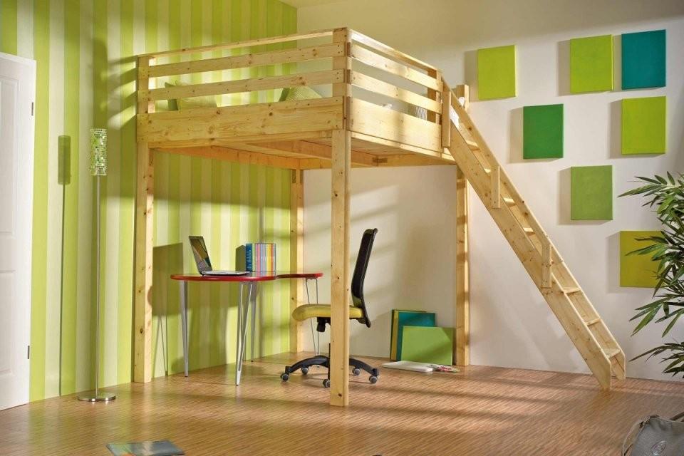 Möbel Selber Bauen  Hornbach von Hochbett Für Kinder Selber Bauen Bild