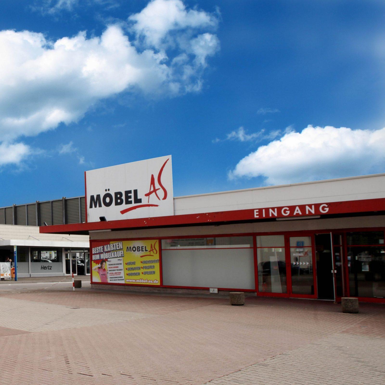 Möbelmarkt Bruchsal  Ansehen  Shoppen  Möbel As 15X In Deutschland von Möbel As Bruchsal Angebote Bild