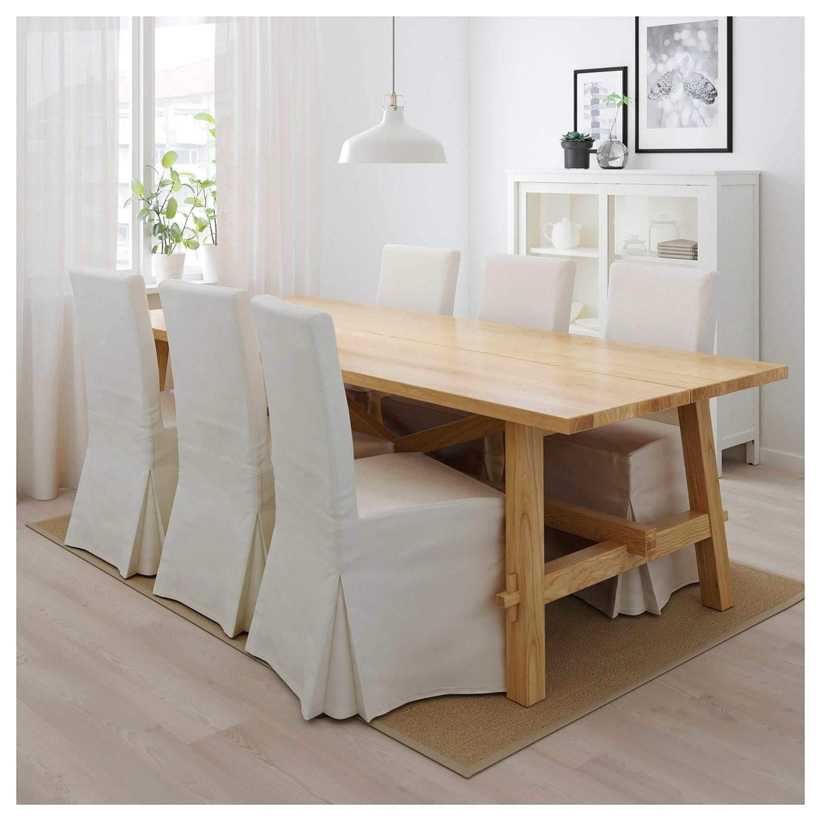 Möckelby Tisch  Ikea von Ikea Esstisch Eiche Massiv Photo