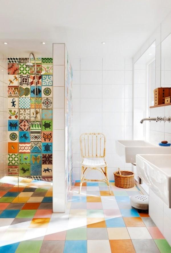 Moderne Badezimmer Fliesen 25 Ideen Für Badgestaltung von Fliesen Bad Ideen Modern Photo