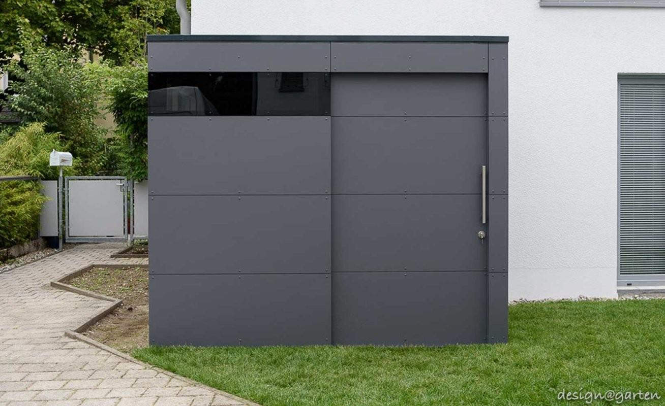 Moderne Designgartenhäuser Und Balkonschränke von Moderne Gartenhäuser Aus Holz Photo