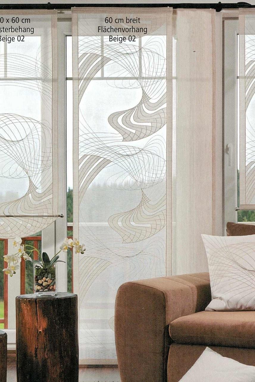 Moderne Flächenvorhänge Nach Maß Gardinen Plauener Spitze von Flächenvorhang 30 Cm Breit Photo