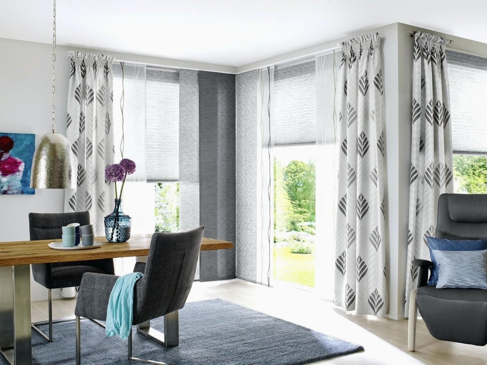 Moderne Gardinen Für Große Fenster Best Of Stilvoll Gardinenideen von Gardinen Ideen Für Große Fenster Photo