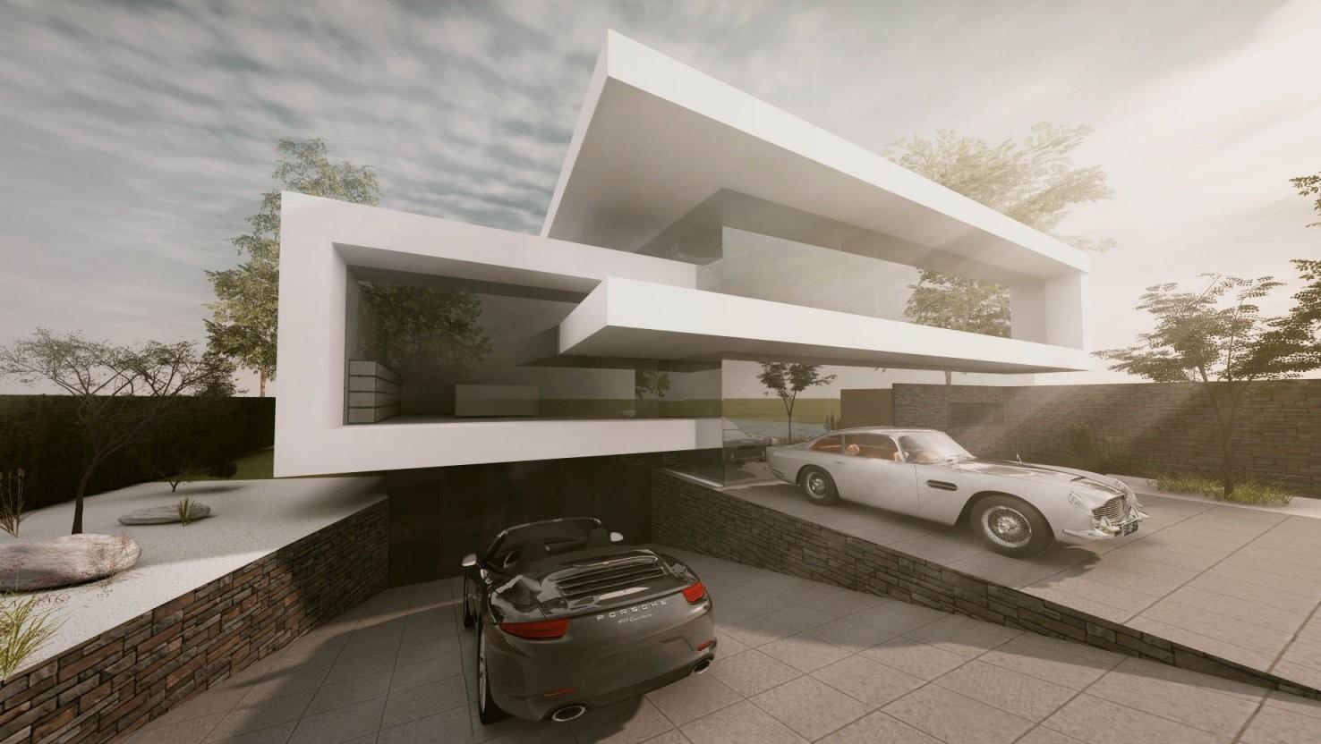 Moderne Häuser Bauen  Bilder  Haustypen  Avantecture von Moderne Häuser Von Innen Bild