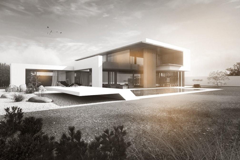 Moderne Häuser Bauen  Bilder  Haustypen  Avantecture von Moderne Häuser Von Innen Photo