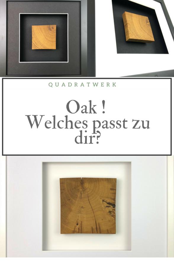 Moderne Wanddeko Mit Eiche Holz Dass Passt Auch Zu Dir Aber Du von Moderne Wanddeko Aus Holz Bild