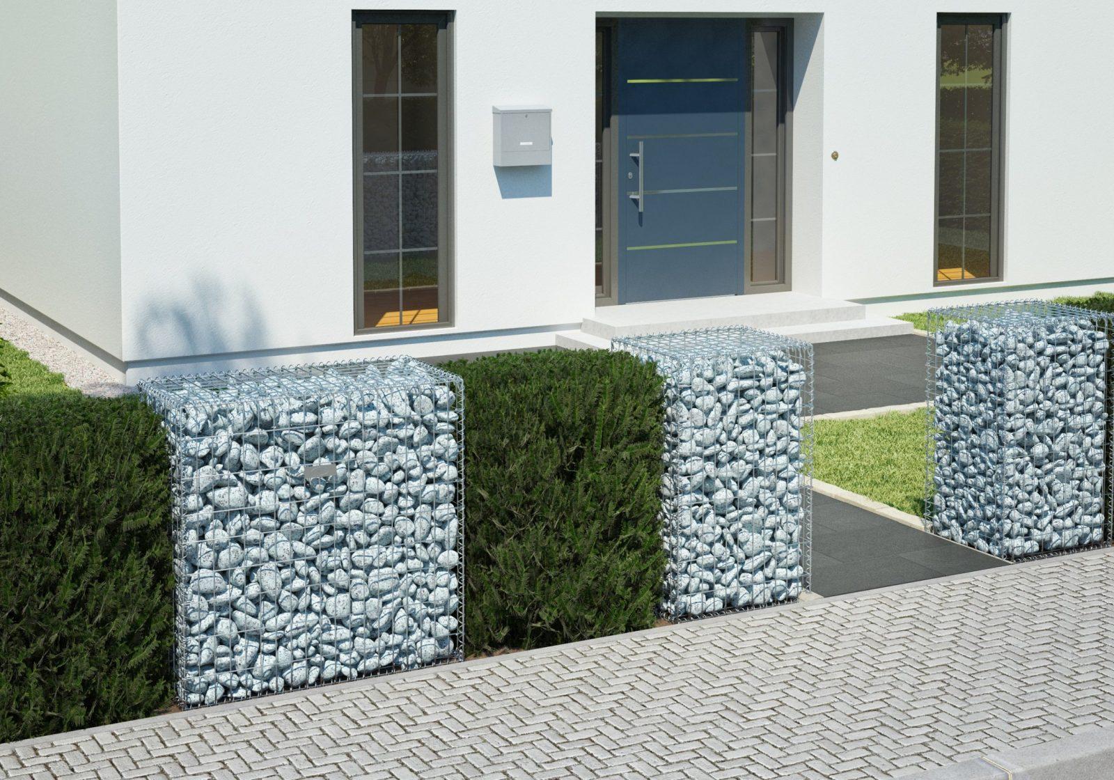 Moderne Zaunideen Für Ihr Zuhause – Ratgeber  Obi von Kleiner Zaun Für Vorgarten Bild